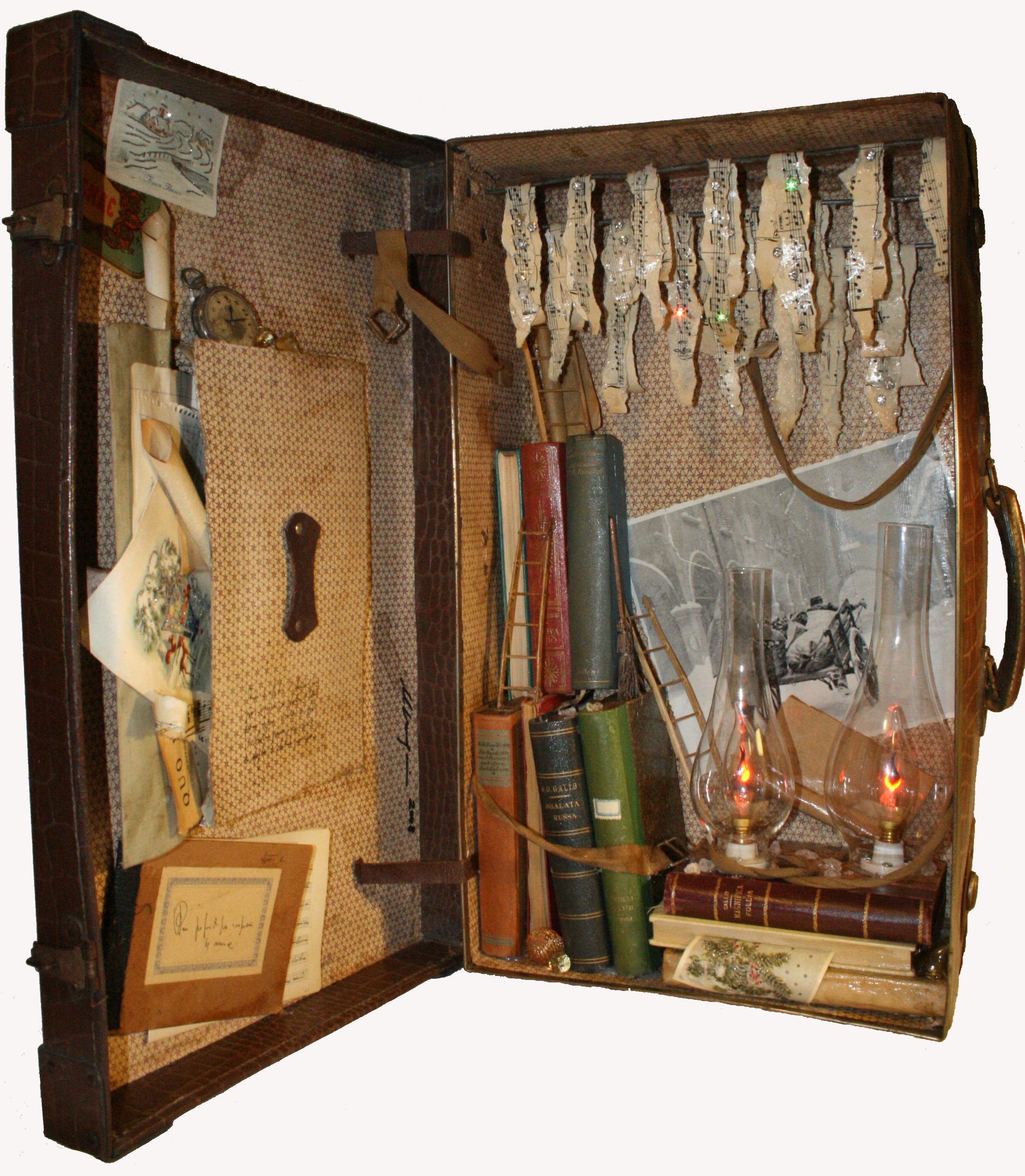 valigie di Vittorio Marangoni