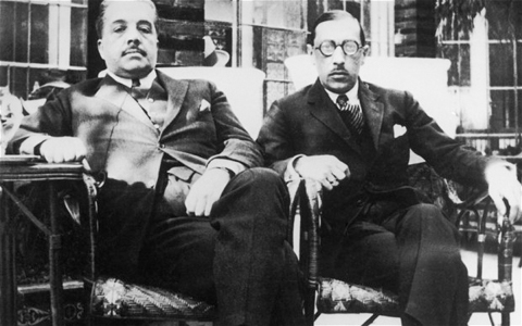diaghilev-and-stravinsky